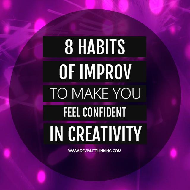 improv habits