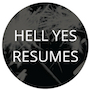 hell-yes-resumes-black